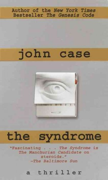 The Syndrome: A Thriller cover