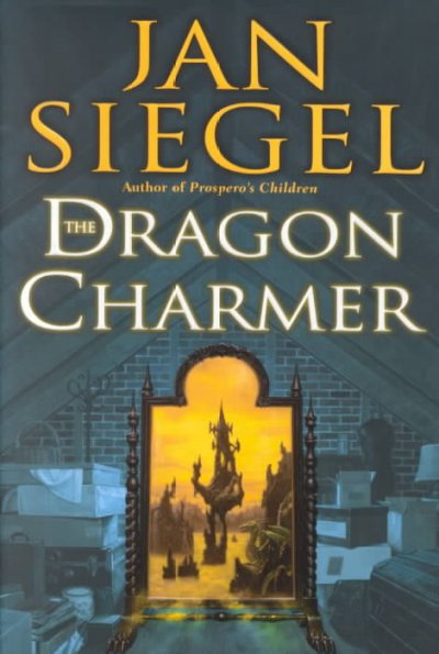 The Dragon Charmer cover