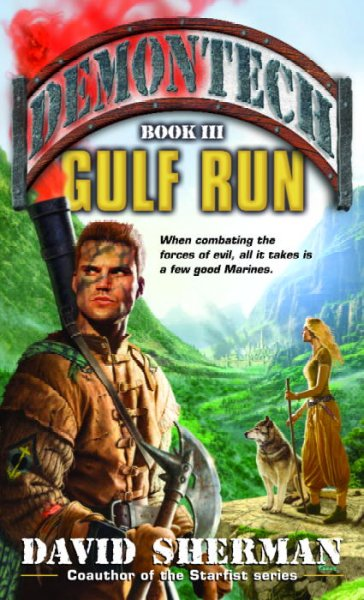 Gulf Run (Demontech, Book 3) cover