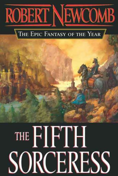 The Fifth Sorceress (Chronicles of Blood and Stone, Book 1) cover