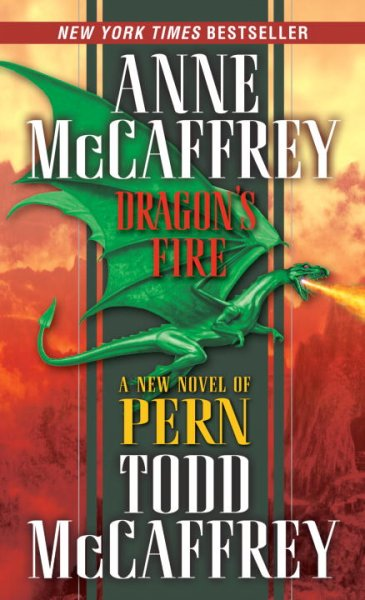 Dragon's Fire (The Dragonriders of Pern) cover