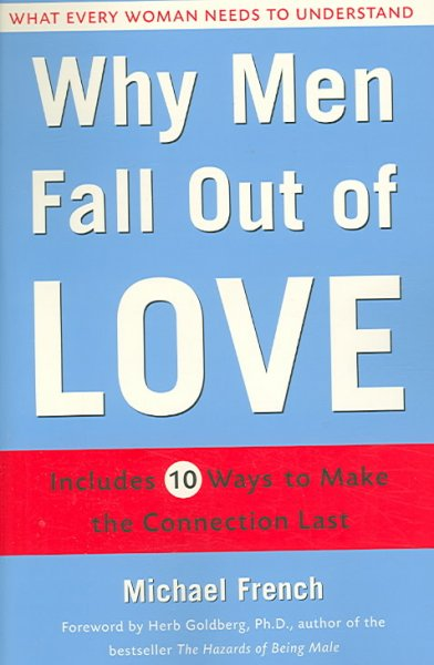 Why Men Fall Out of Love: What Every Woman Needs to Understand cover