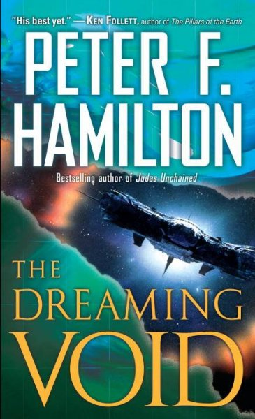 The Dreaming Void (Commonwealth: The Void Trilogy) cover