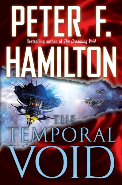 The Temporal Void (Void Trilogy) cover