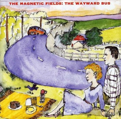 The Wayward Bus / Distant Plastic Trees cover