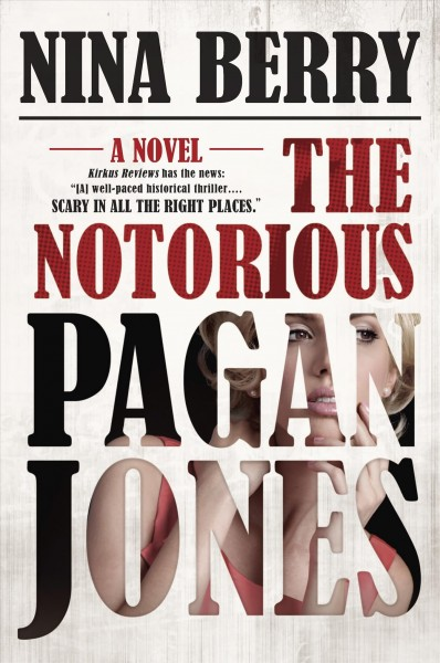 The Notorious Pagan Jones cover