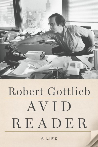 Avid Reader: A Life cover