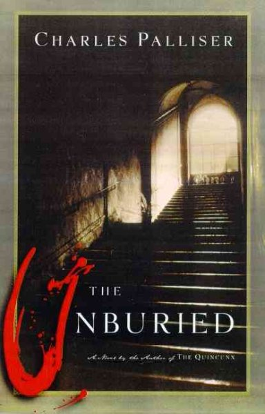 The Unburied cover