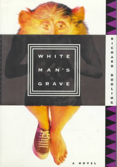 White Man's Grave cover