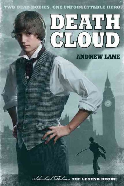 Death Cloud (Sherlock Holmes: The Legend Begins) cover