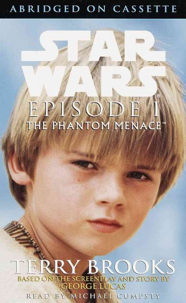 Star Wars, Episode I - The Phantom Menace cover