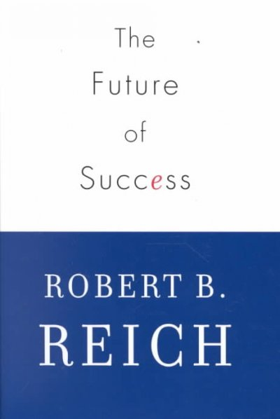 The Future of Success cover