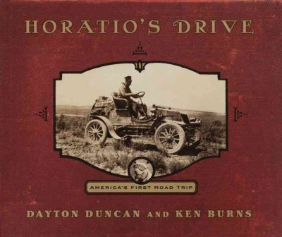 Horatio's Drive: America's First Road Trip cover