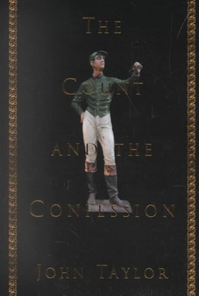 The Count and the Confession: A True Mystery cover