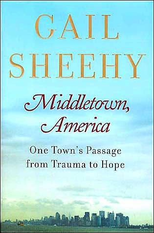 Middletown, America: One Town's Passage from Trauma to Hope cover