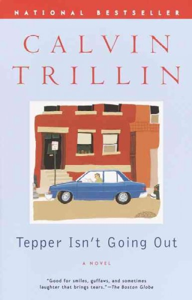 Tepper Isn't Going Out: A Novel cover