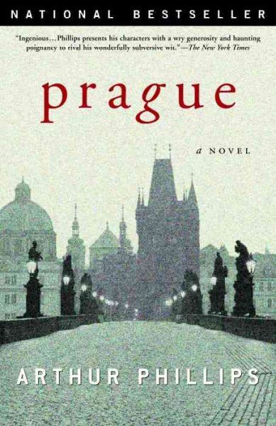 Prague: A Novel cover