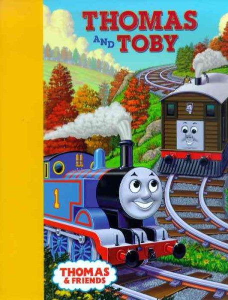 Thomas And Toby Thomas Friends Wonder Book