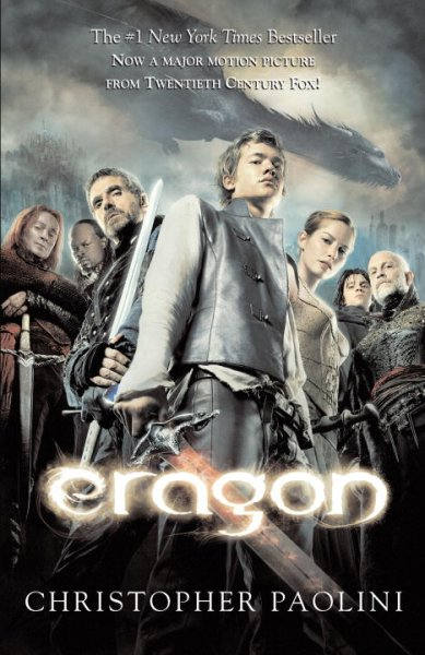 Eragon (Movie Tie-in Edition) (The Inheritance Cycle) cover