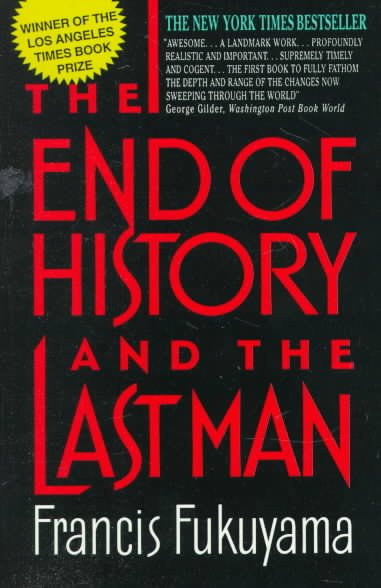 The End of History and the Last Man cover