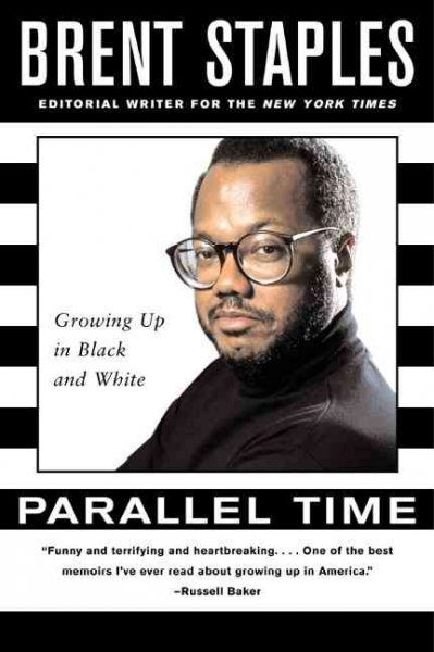 Parallel Time: Growing Up in Black and White cover