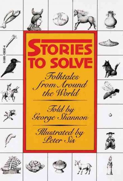 Stories to Solve cover