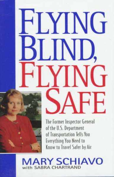 Flying Blind, Flying Safe cover