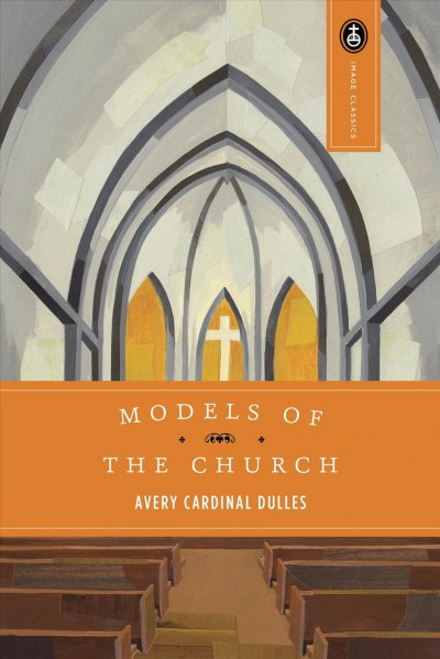 Models of the Church (Image Classics) cover