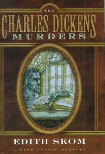 The Charles Dickens Murders (A Beth Austin Mystery) cover