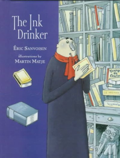 The Ink Drinker cover