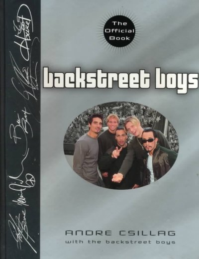 Backstreet Boys: The Official Book cover