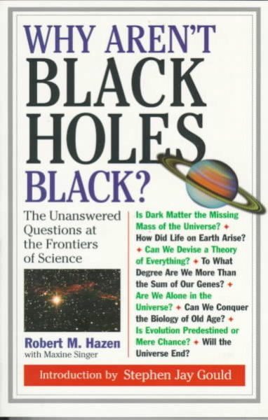 Why Aren't Black Holes Black? cover