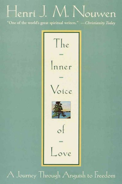 The Inner Voice of Love: A Journey Through Anguish to Freedom cover