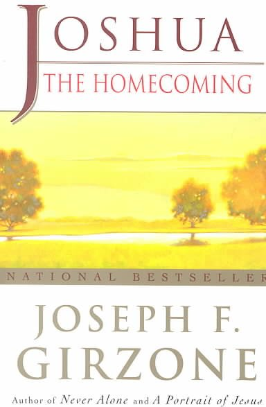 Joshua: The Homecoming cover