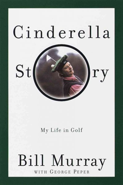 Cinderella Story: My Life in Golf cover