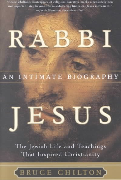 Rabbi Jesus: An Intimate Biography cover