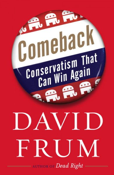 Comeback: Conservatism That Can Win Again cover
