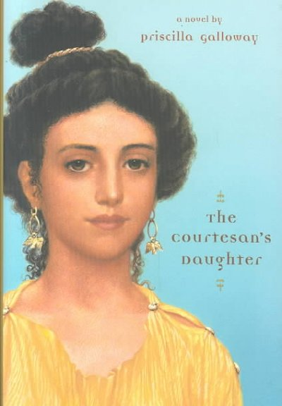 The Courtesan's Daughter cover
