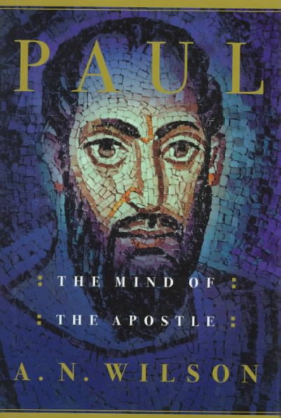 Paul: The Mind of the Apostle cover