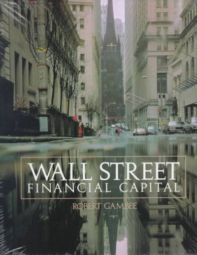 Wall Street: Financial Capital cover