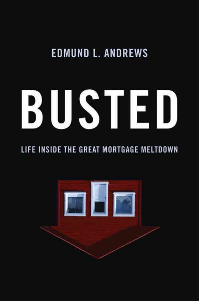 Busted: Life Inside the Great Mortgage Meltdown cover