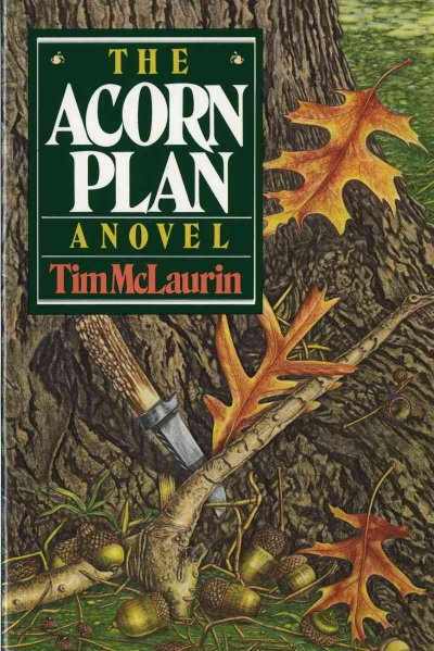 The Acorn Plan: A Novel cover