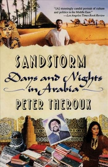 Sandstorms: Days and Nights in Arabia cover
