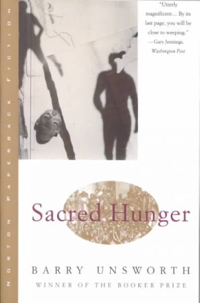 Sacred Hunger cover