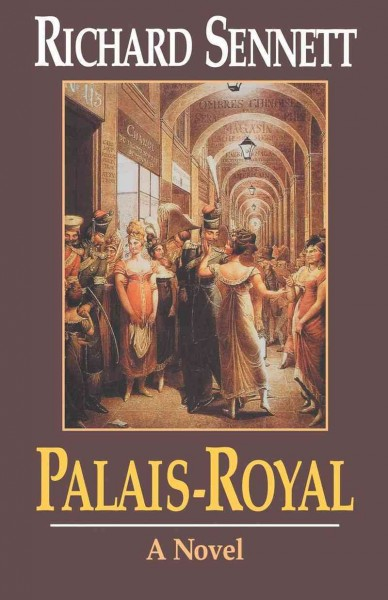 Palais-Royal cover