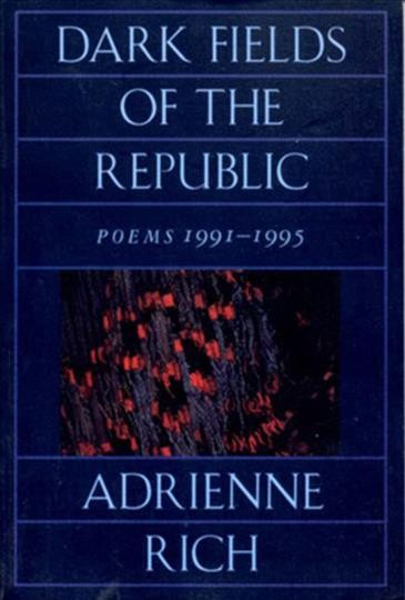 Dark Fields of the Republic: Poems 1991-1995 cover