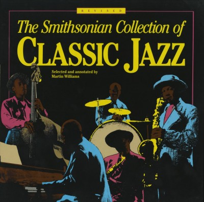 The Smithsonian Collection of Classic Jazz cover