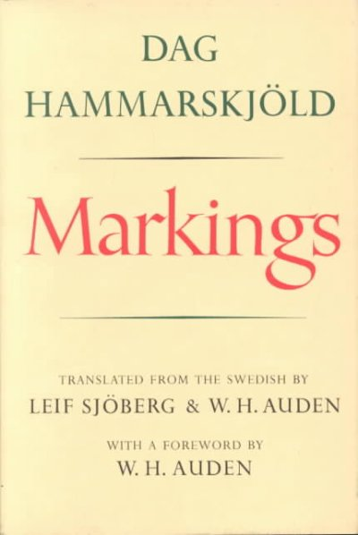 Markings cover