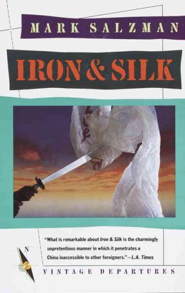 Iron and Silk cover