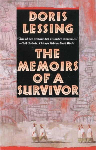 The Memoirs of a Survivor cover